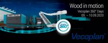 VECOPLAN - Wood in motion - Webinaari 9.-10.9.2020
